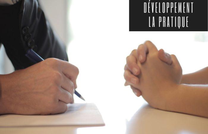 Entretien de développement pratique